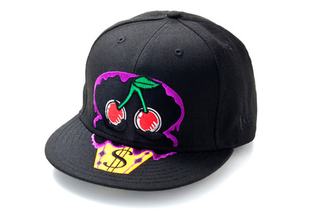 BBC Ice Cream Sundae Cup Monster New Era Cap