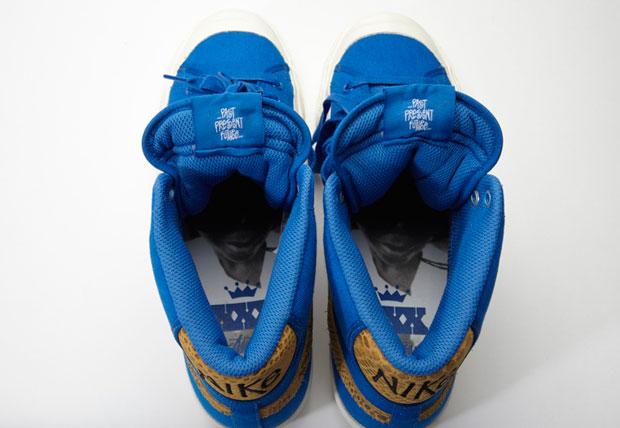 Nike x Stussy All Court Mid