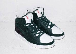 Supreme x Nike SB 94 vert green