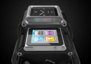 bracelet montre mimo tiktok et lunatik pour ipod nano
