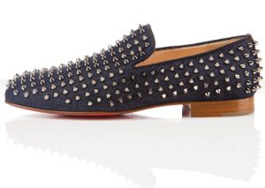 Christian Louboutin Rollerboy Spikes Denim 2011