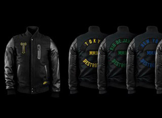 Nike CITY DESTROYERS JACKET