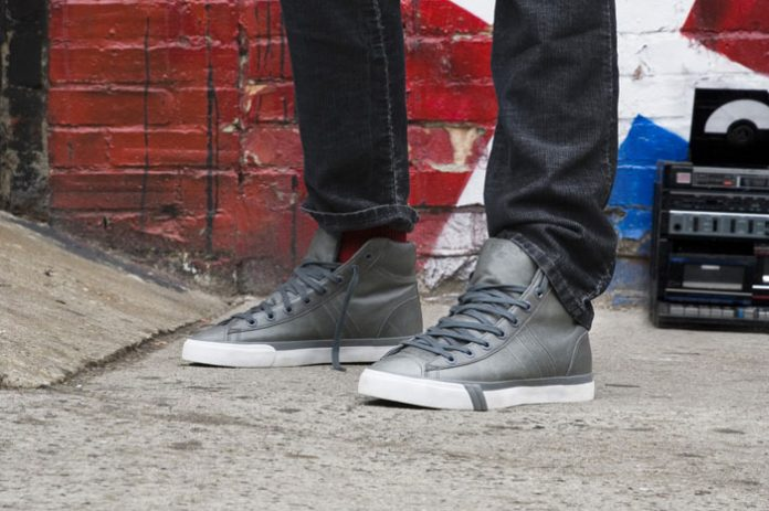 Pro-Keds Royal Plus Hi gris
