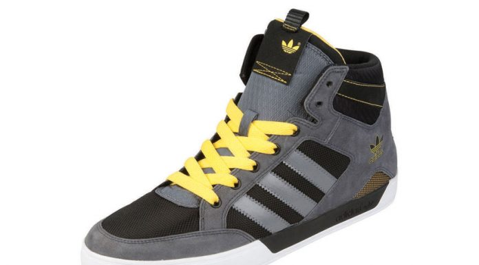 Adidas Hardcourt Mid (exclusivité FootLocker) |