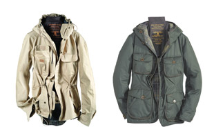 Barbour x Tokihito The Beacon Heritage 2011