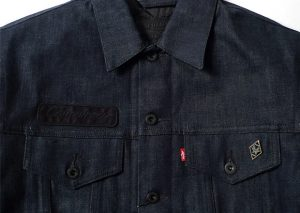 Boneyards Levis Denim Jacket