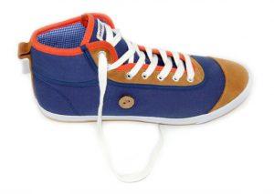 Faguo Teak bleu orange 2011