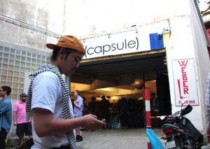 Salon capsule Paris 2010