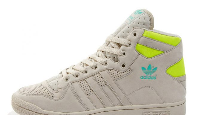 adidas Originals Decade Hi gris