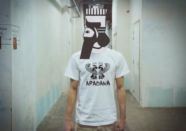 Apadana Paris Lookbook 2011