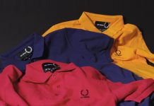 Fred Perry x Raf Simons Printemps/Ete 2011