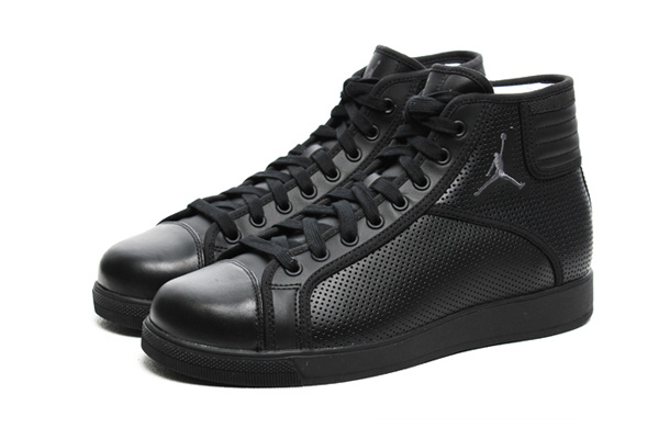 Jordan Sky High Retro All Black 2011