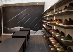 One Showroom Paris Supra Kr3w