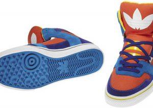 adidas Hardland 2011 Orange/Violet