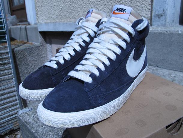 Nike Blazer Hi Vintage Gridiron