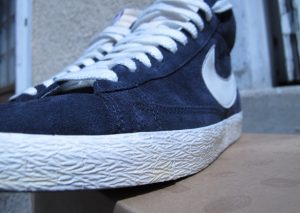 Nike Blazer Mid Vintage Bleu