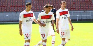 Nouveau maillot PSG 2012