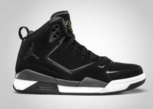 Air Jordan SC-2 Noir/Gold