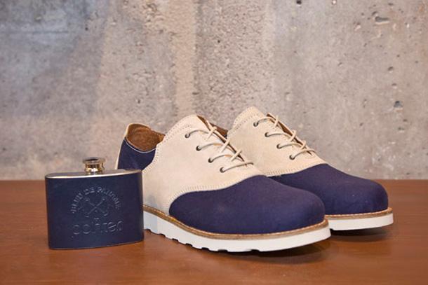 Bleu de Paname x Pointer Footwear