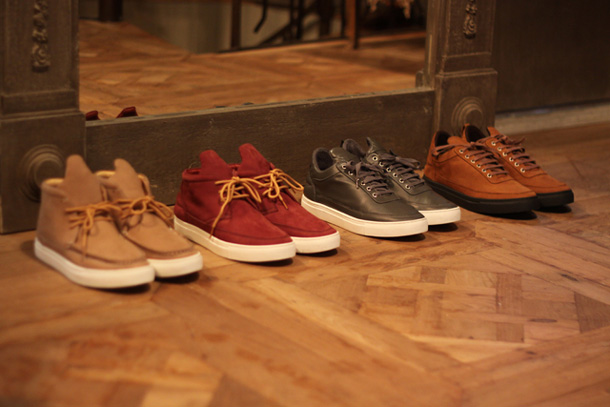 Filling Pieces - 2011/2012