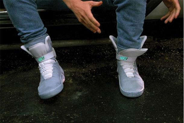 Nike Mag McFly