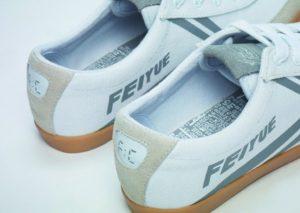 Feiyue A.S x Casio