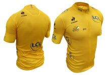 Maillot Jaune Tour de France 2012