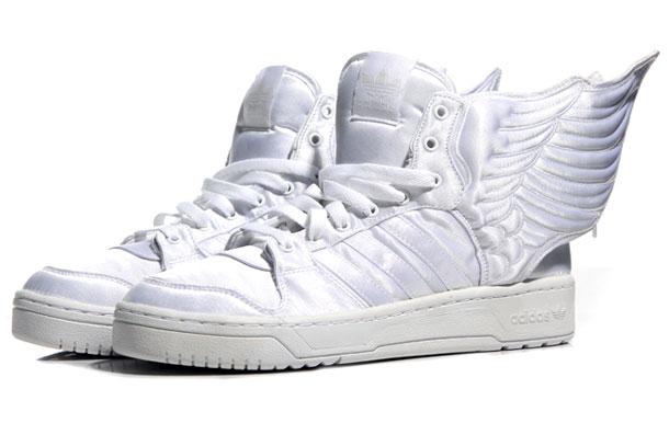 2NE1 x Jeremy Scott for adidas ObyO JS Wings 2.0