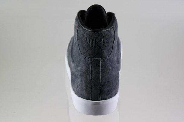 Nike Blazer Mid VT Anthracite/Orange