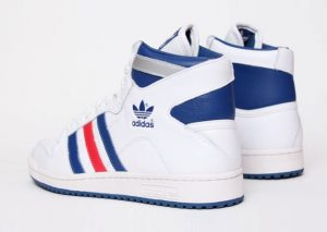 Adidas Decade Mid bleu/blanc/rouge