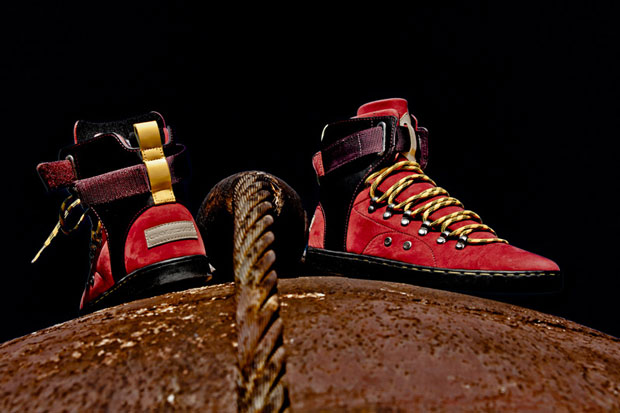 Creative Recreation Baretto Black/Red