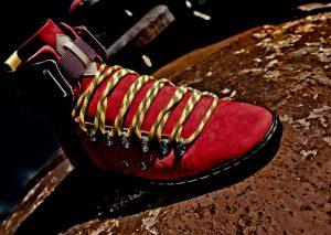 Creative Recreation Baretto Rouge/Noir