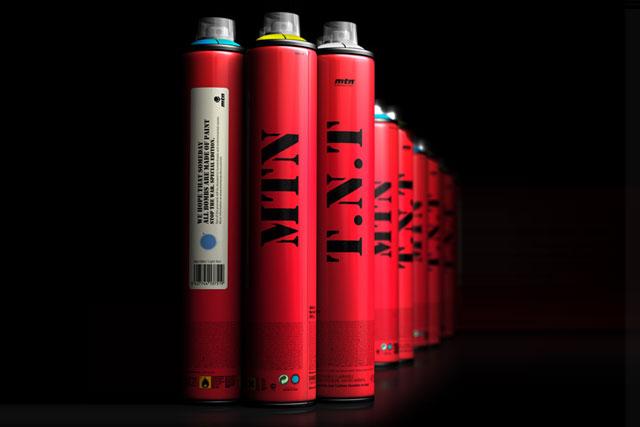 Montana Colors TNT Paint Bomb