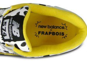 FRAPBOIS x NEW BALANCE ML574