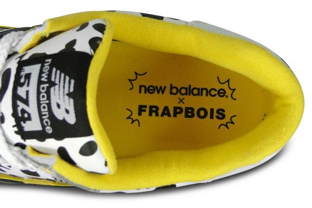NEW BALANCE x FRAPBOIS ML574