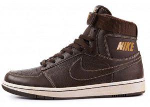Nike Dynasty Hi Marron 2012