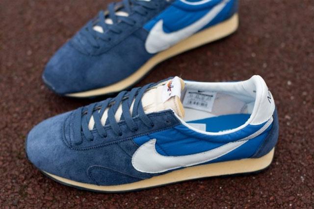 Nike Pre Montreal Racer Bleu