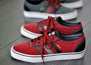 Roger Skateboards x Adidas Adi Ease Rouge/Noir