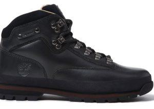 Supreme x Timberland Euro Hiker Boot Noir