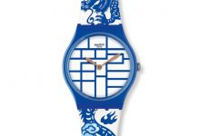 Swatch Original Gent Year of the Dragon