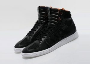 Adidas Sixtus Leather Black (Alexandre Hoang)