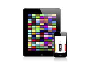 Application Krink iPad2 (Alexandre Hoang)