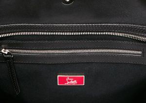 Sac à dos Christian Louboutin Syd Backpack Noir-Alexandre Hoang