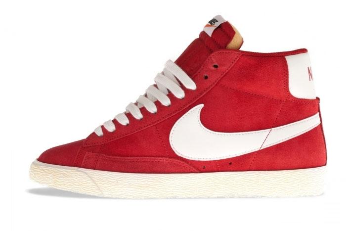 Nike Blazer Mid Vintage Gym Red/Sail (Alexandre Hoang)