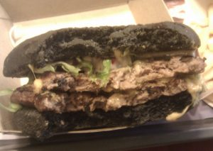 Quick Dark Vador Burger