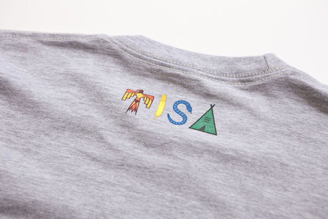 Tisa Bear Tee by Taz Arnold