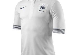 Maillot Equipe de France Exterieur 2012