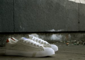 Norse Projects X PRO-Keds Royal Master Suede Blanc (Alexandre Hoang)