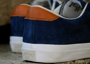 Norse Projects X PRO-Keds Royal Master Suede Bleu (Alexandre Hoang)