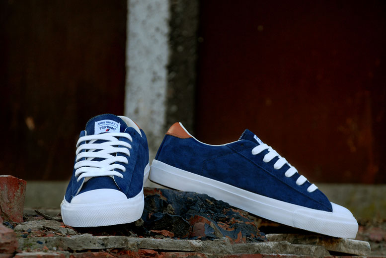 Norse Projects X PRO-Keds Royal Master Suede (Alexandre Hoang)